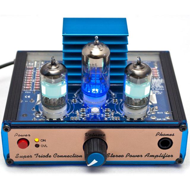 EN STC Super Triode Connection Power Amplifier