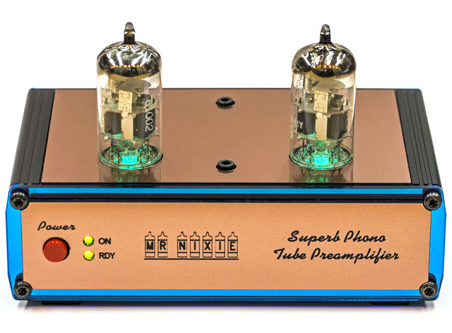 EN Superb MM/MC Phono Preamplifier