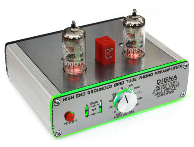 EN DIGNA DIY High END Phono Preamplifier